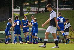 Udinese Calcio vs. NK Dinamo during the Ljubljana Open Cup 2021. , on 12.06.2021 in ZAK Stadium, Ljubljana, Slovenia. Photo by Urban Meglič / Sportida