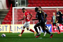 Nahki Wells of Bristol City - Rogan/JMP - 20/10/2020 - Ashton Gate Stadium - Bristol, England - Bristol City v Middlesbrough - Sky Bet Championship.