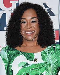 September 23, 2017 - Beverly Hills, California, U.S. - Shonda Rhimes arrives for the LGBT Center's 48th Annual Vanguard Awards at the Beverly Hilton Hotel. (Credit Image: © Lisa O'Connor via ZUMA Wire)
