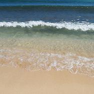 Sweet Hawaiian water. Wishing my toes were in it right now...