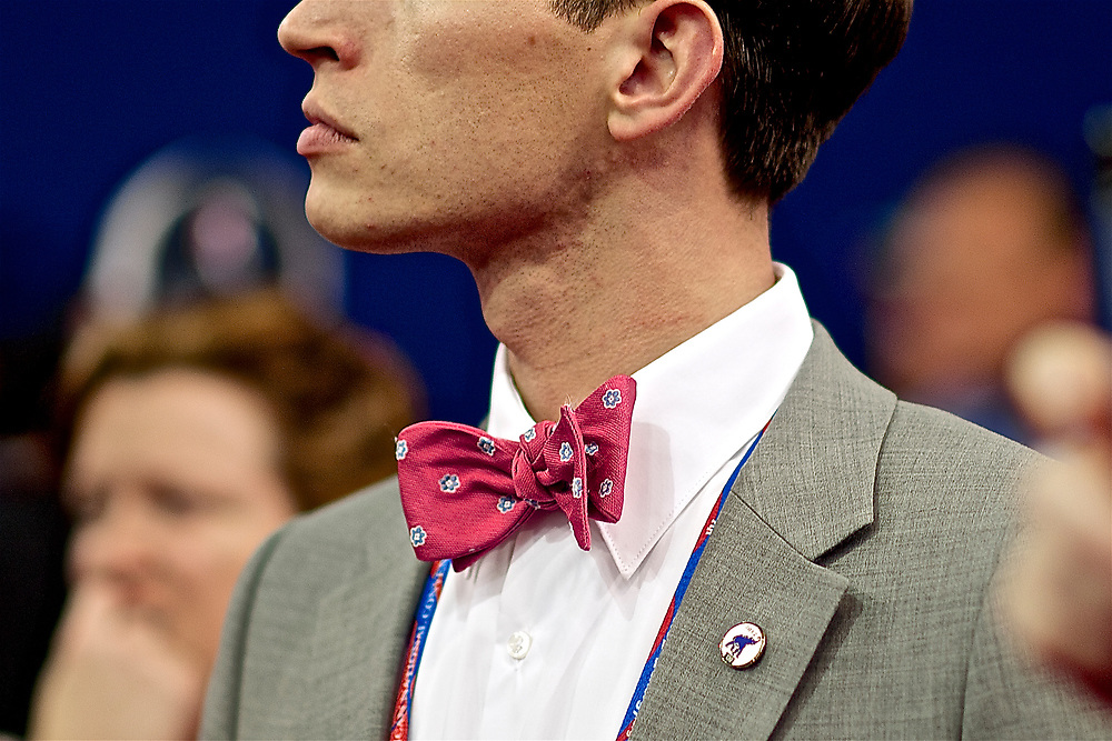 TAMPA, FL - AUGUST 29: Republican National Convention at the Tampa Bay Times Forum on August 29, 2012 in Tampa, Florida. Former Massachusetts Gov. Mitt Romney was nominated as the Republican presidential candidate during the RNC, which is scheduled to conclude August 30