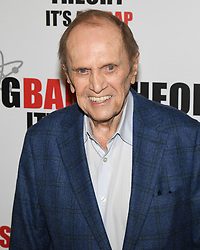 May 1, 2019 - BOB NEWHART attends The Big Bang Theory's Series Finale Party at the The Langham Huntington. (Credit Image: © Billy Bennight/ZUMA Wire)