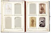 photo album late 1800s