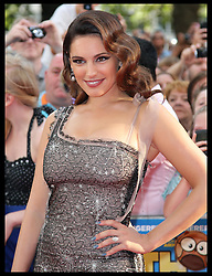 Kelly Brook arriving at the premiere of Keith Lemon The Film in London, Monday, 20th August 2012. Photo by: Stephen Lock / i-Images