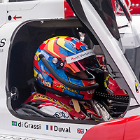 #8 Audi R18 e-tron quattro, Audi Sport Team Joest, driver Loic Duval at the WEC 6 Hours of Spa-Francorchamps 2015