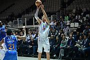 DESCRIZIONE : Bologna campionato serie A 2013/14 Acea Virtus Roma Enel Brindisi <br /> GIOCATORE : Michael Ignerski<br /> CATEGORIA : tiro three points<br /> SQUADRA : Acea Virtus Roma<br /> EVENTO : Campionato serie A 2013/14<br /> GARA : Acea Virtus Roma Enel Brindisi<br /> DATA : 20/10/2013<br /> SPORT : Pallacanestro <br /> AUTORE : Agenzia Ciamillo-Castoria/GiulioCiamillo<br /> Galleria : Lega Basket A 2013-2014  <br /> Fotonotizia : Bologna campionato serie A 2013/14 Acea Virtus Roma Enel Brindisi  <br /> Predefinita :