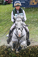 Skies The Limit III ridden by Jodie Seddon in the Equi-Trek CCI-L4* Cross Country during the Bramham International Horse Trials 2019 at Bramham Park, Bramham, United Kingdom on 8 June 2019.