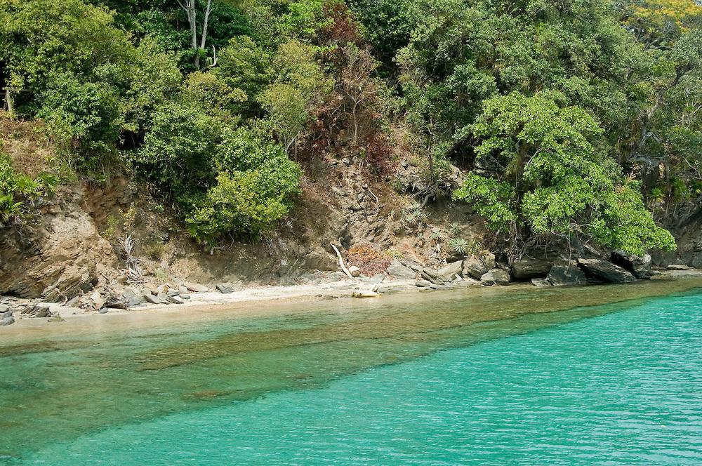 Cayos Cochinos, or Hog Islands, Honduras.  (Photo/William Bryne Drumm)