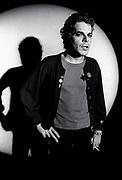 Ian Dury Backstage Photo