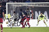 gol Paulo Dybala Juventus Goal celebration <br /> Torino 20-12-2017 Allianz Stadium Football Calcio Coppa Italia 2017/2018 Juventus - Genoa Foto Image Sport / Insidefoto