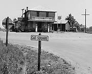 0409-46 Security Feed store, Cat Square, North Carolina, May 1952