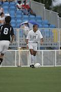 FAU MEN'S SOCCER vs Jacksonville, October 9, 2005.