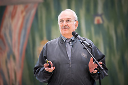 21 September 2017, Geneva, Switzerland: World Council of Churches staff gather for the annual Staff Enrichment Days. Here, Yorgo Lemopoulos.