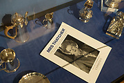 Margaret Thatcher, The Iron Lady, one of Britain's most divisive politicians, hated by many, respected by others. Britain's first female Prime Minister was born in Grantham above her father's grocers shop in 1925. The exhibition features her early life and takes you through her time at university and her political career. This is a permanent exhibition in the Lincolnshire birthplace of the former Prime Minister.