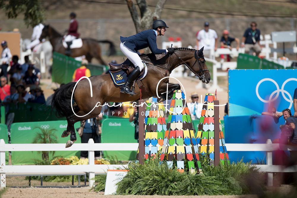 Von Eckermann Henrik, SWE, Yajamila<br /> Olympic Games Rio 2016<br /> © Hippo Foto - Dirk Caremans<br /> 16/08/16