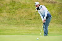 31/07/15 RICOH WOMEN'S BRITISH OPEN<br /> TRUMP TURNBERRY<br /> Suzann Pettersen on the 12th green