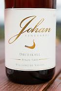 Johan Vineyards Drueskall Pinot Gris, Willamette Valley, Oregon, USA