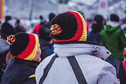 16.12.2018, Biathlon Arena, Hochfilzen, AUT, BMW IBU Weltcup Biathlon, Staffel, Herren, im Bild fan feature // fan feature during men' s Relay (4 x 7,5 km) of BMW IBU Biathlon World Cup at the Biathlon Arena in Hochfilzen, Austria on 2018/12/16. EXPA Pictures © 2018, PhotoCredit: EXPA/ Stefanie Oberhauser