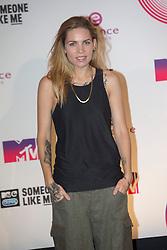 Skylar Grey, backstage at the winners room at the MTV EMA's 2014, Glasgow, Scotland