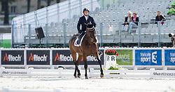 Vladimir Vinchon, (FRA), Rockford 17 - Team Competition Grade III Para Dressage - Alltech FEI World Equestrian Games™ 2014 - Normandy, France.<br /> © Hippo Foto Team - Jon Stroud <br /> 25/06/14