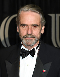 Jeremy Irons attending the BFI's Luminous fundraising gala, held at the Guildhall, London. Picture date: Tuesday October 3rd, 2017. Photo credit should read: Doug Peters/EMPICS Entertainment