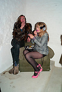 Cara Campbell; Fifi Dennison, METRO Ð LAND , A GROUP EXHIBITION OF NEW WORKS BY 50 LONDONÐBASED ARTISTS CURATED BY FLORA FAIRBAIRN AND ROWENA CHIU. MERRISCOURT FARM, SARSDEN, NR. CHIPPING NORTON. Oxon. 16 May 2009<br /> Cara Campbell; Fifi Dennison, METRO ? LAND , A GROUP EXHIBITION OF NEW WORKS BY 50 LONDON?BASED ARTISTS CURATED BY FLORA FAIRBAIRN AND ROWENA CHIU. MERRISCOURT FARM, SARSDEN, NR. CHIPPING NORTON. Oxon. 16 May 2009