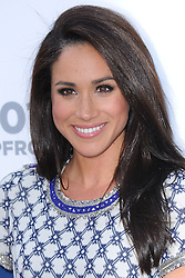 May 16, 2013 - New York, NY, USA - Meghan Markle attending the USA Network 2013 Upfront event at Pier 36 on May 16, 2013 in New York City  (Credit Image: © Kristin Callahan/Ace Pictures/ZUMAPRESS.com)