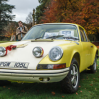 1973, Porsche 911 Safari RS at Rennsport Collective at Stowe House, Buckinghamshire, UK, on 1 November 2020