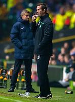 05/11/15 UEFA EUROPA LEAGUE GROUP STAGE<br /> CELTIC v MOLDE FK<br /> CELTIC PARK - GLASGOW<br /> Celtic manager Ronny Deila