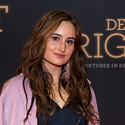 NLD/Amsterdam/20181023 -  Film premiere De Dirigent, Jill Schirnhofer