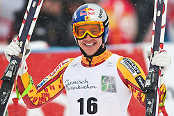 11.03.2010, Kandahar Strecke Herren, Garmisch Partenkirchen, GER, FIS Worldcup Alpin Ski, Garmisch, Men SuperG, im Bild der Sieger des Super G Weltcup, Guay Erik, ( CAN, #16 ), Ski Atomic, EXPA Pictures © 2010, PhotoCredit: EXPA/ J. Groder /SPORTIDA PHOTO AGENCY