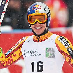 20100311: GER, FIS Worldcup Alpin Ski, Garmisch, Men SuperG