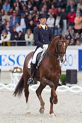 Minderhoud Hans Peter (NED) - IPS Tango<br /> World Equestrian Festival, CHIO Aachen 2011<br /> © Hippo Foto - Leanjo de Koster