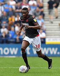 Bolton Wanderers' Sammy Ameobi