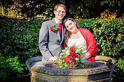 Wedding Photography at St Mary's Church Welwyn