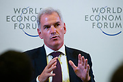 Pascal Cagni, Chairman of the Board and Ambassador for International Investment, Business France, France during the session: Governance by Design at the World Economic Forum - Annual Meeting of the New Champions in Tianjin, People's Republic of China 2018.Copyright by World Economic Forum / Greg Beadle