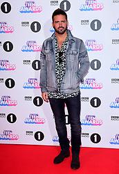 Spencer Matthews attending BBC Radio 1's Teen Awards, at the SSE Arena, Wembley, London.