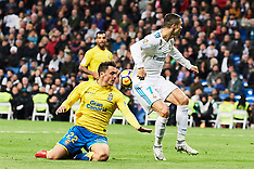 Real Madrid v Las Palmas UD - 5 Nov 2017