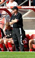 Photo: Dave Linney.<br />Wrexham v Swindon Town. Coca Cola League 2. 09/09/2006Wrexham Mgr .Denis Smith