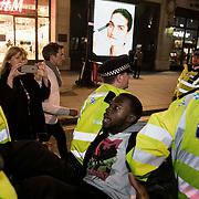International Rebellion by XR in London