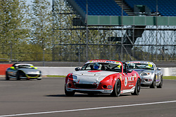 Adam Bessell pictured while competing in the BRSCC Mazda MX-5 SuperCup. Picture taken at Silverstone on September 13, 2020 by BRSCC photographer Jonathan Elsey
