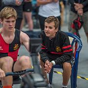 7 - Mens 2K U17 @ NZ Indoor 2018