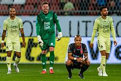 27-09-2018 NED: FC Utrecht - MVV Maastricht, Utrecht<br /> First round Dutch Cup stadium Nieuw Galgenwaard / Anthony van den Hurk #9 of MVV