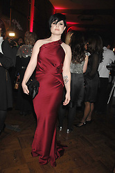 KELLY OSBOURNE at the British Fashion Awards 2007 held at the Royal Horticultural Halls, Vincent Square, London on 28th November 2007.<br />