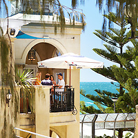Indiana Tearooms at Cottesloe Beach, Town of Cottesloe