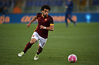 Mohamed Salah Roma <br /> Roma 11-04-2016 Stadio Olimpico Football Calcio Serie A 2015/2016 AS Roma - Bologna Foto Andrea Staccioli / Insidefoto