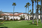 Hilton Santa Barbara Beachfront Resort Grounds