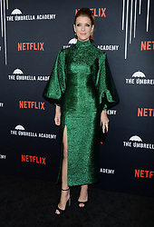 Netflix's 'The Umbrella Academy' Premiere. 12 Feb 2019 Pictured: Kate Walsh. Photo credit: MEGA TheMegaAgency.com +1 888 505 6342
