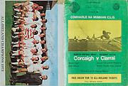 Munster Football Final.Cork v Kerry.Fitzgerald Stadium, Killarney.14.07.1974.14th July 1974