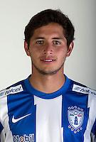 Mexico League 2013-2014 - First Division / <br /> Club de Futbol Pachuca / Mexico - <br /> Esteban Almeida